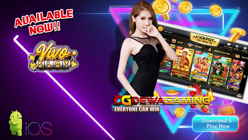 Link Alternatif Slot Ada New member Vivoslot Online