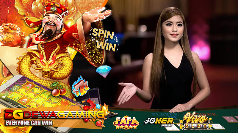 Slot Treasure Island Dari Fafaslot Gaming