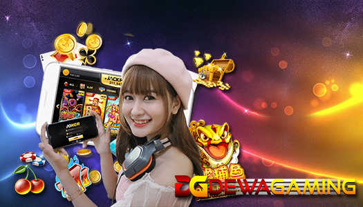 Slot Game Online Joker Gaming Deposit BNI 20 Ribuan